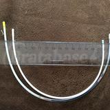 Underwire - yellow tipped silver is Ava 1154