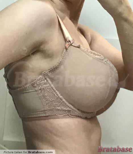 Weird gaping | 30G - Curvy Kate » Ellace Balcony Bra (CK4401)