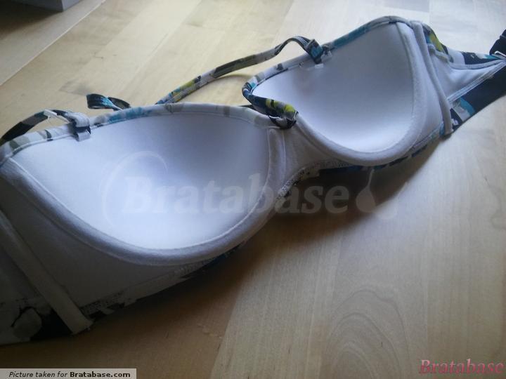 | 28E - Cleo Swimwear » Suki Plunge Bandeau Bikini (0203)