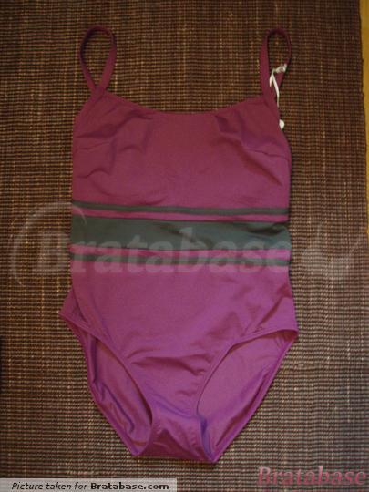 Panache Taylor 30E | 30E - Panache Swimwear » Taylor Underwire One Piece (SW0540)