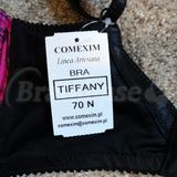 Comexim did not sew a label into the bra, so this is the only label