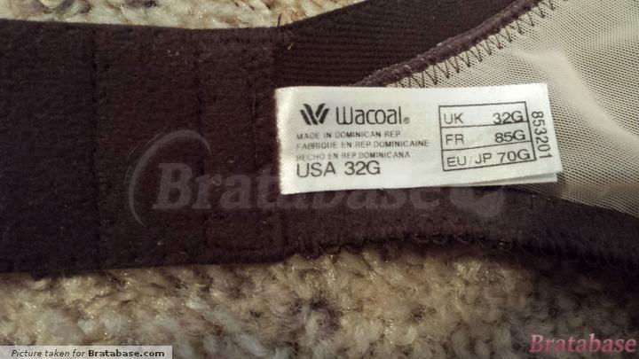| 32G - Wacoal » Lace Finesse T-shirt Bra (853201)