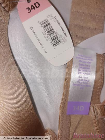 | 34D - Secret Treasures » Tailored Tshirt Bra 42103 (04321393191