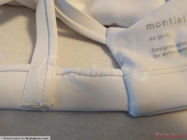 exposed elastic on the middle strap   XS - Montiel » Trixy