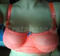 32H - Cleo » Piper Longline Balconnet Bra (9351) Wearing bra - Other view