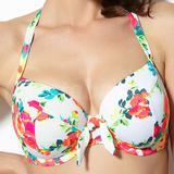 Honolulu Floral Bikini Top (400353)