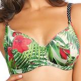 32GG - Fantasie » Malola Padded Balcony Bikini Top (5901)