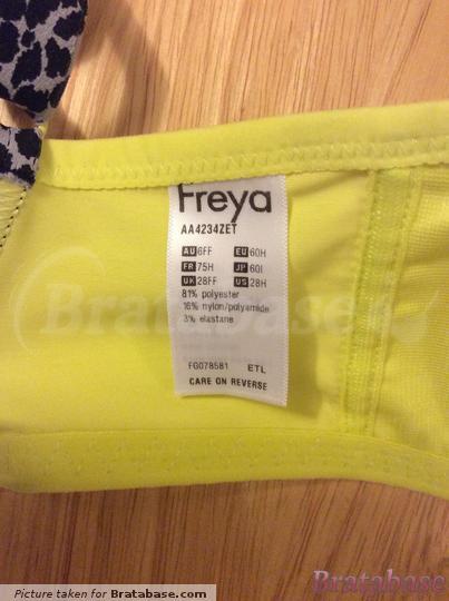 28FF | 28FF - Freya » Deco Moulded Plunge Bra (4234)