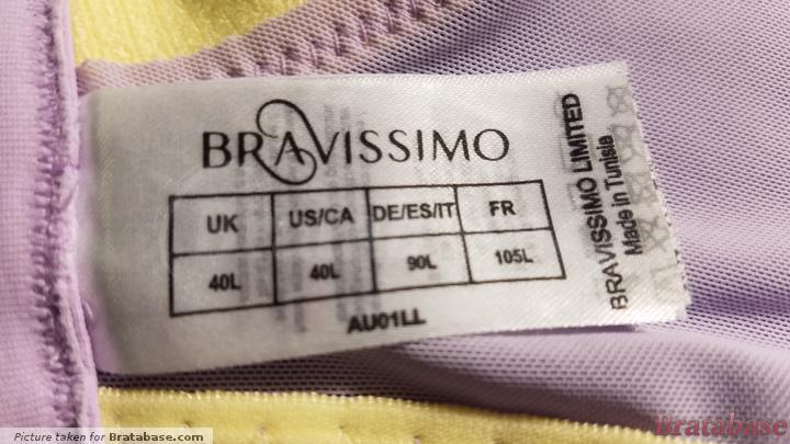 | 40L - Bravissimo » Alana Bra (AU01)