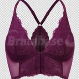 Superboost Lace Deep V Bralet (7718)