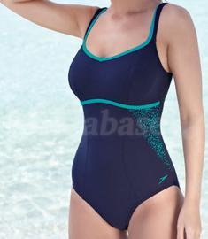 4d8268f18d 36G - Speedo » Premier Water Droplet Swimsuit