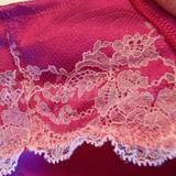Wing lace