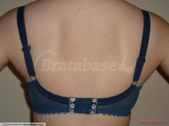 back detail! | 30F - Fauve » Marla Padded Half Cup Bra (0291)