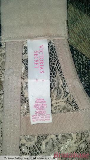   34DDD - Victoria's Secret » Dream Angels Demi Bra (276-736)