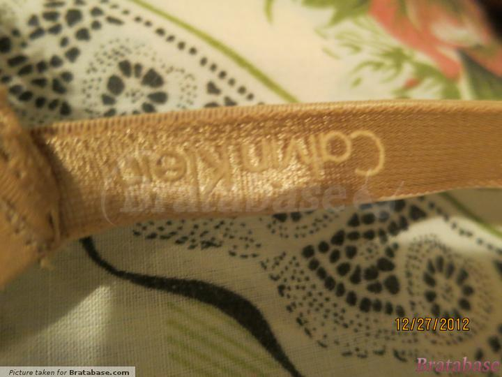 Straps   30DD - Calvin Klein » Seductive Comfort Customized Lift (F2892)