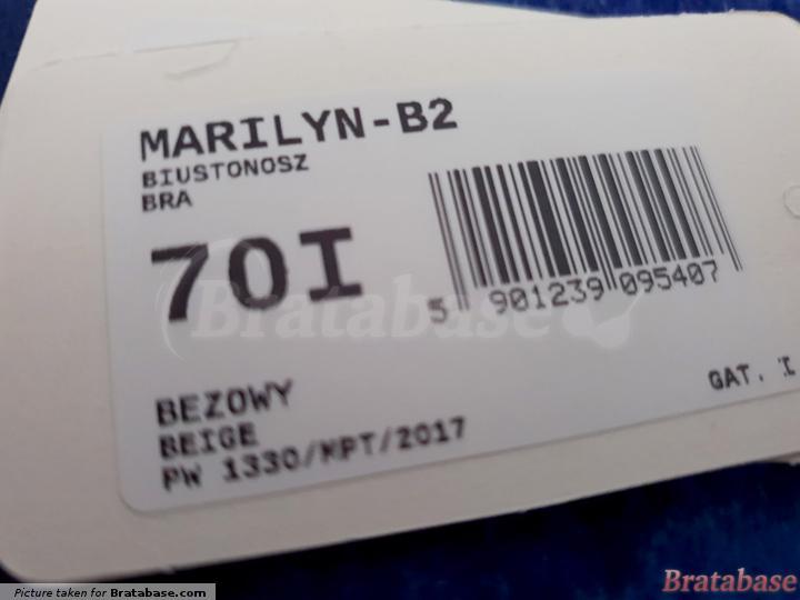 | 70I - Gorteks » Marilyn Soft Bra (B-202)