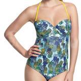 Carmen Bandeau Swimsuit (0110)