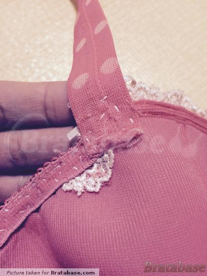 Straps moved in and angled | 28F - Freya » Patsy Padded Longline Bra (1222)