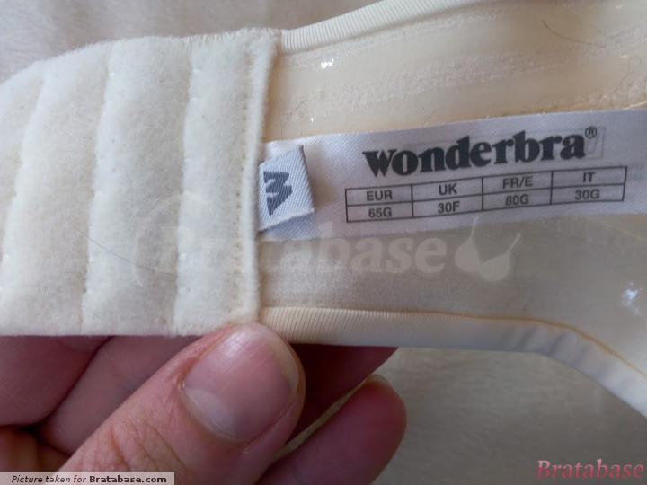   30F - Wonderbra » Ultimate Strapless Lace Bra (9327)