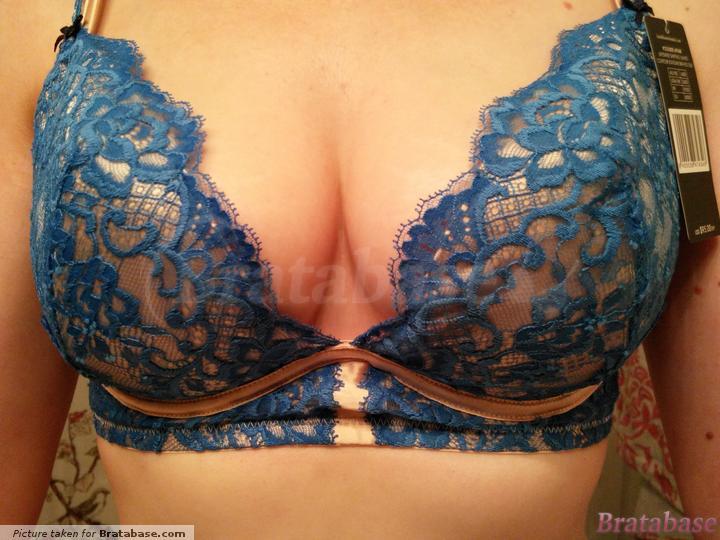 36DD - Heidi Klum Intimates » Poolside Affair Long Line Bra (H25-1226)