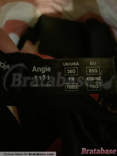 | 38G - Masquerade » Angie Balconnet Bra (7171)