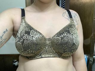 34G - Modern Movement » Scarlette (Y22BM266) Wearing bra - Front shot