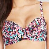 Midnight Martini Underwired Padded Sweetheart Bikini Top (137120)