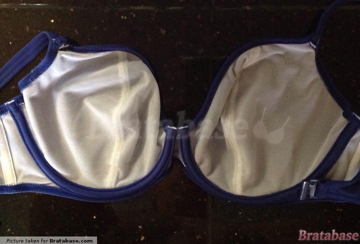 Mesh layer, vertical seam | 38D - Freya Swim » Fever Plunge Bikini Top (3328)