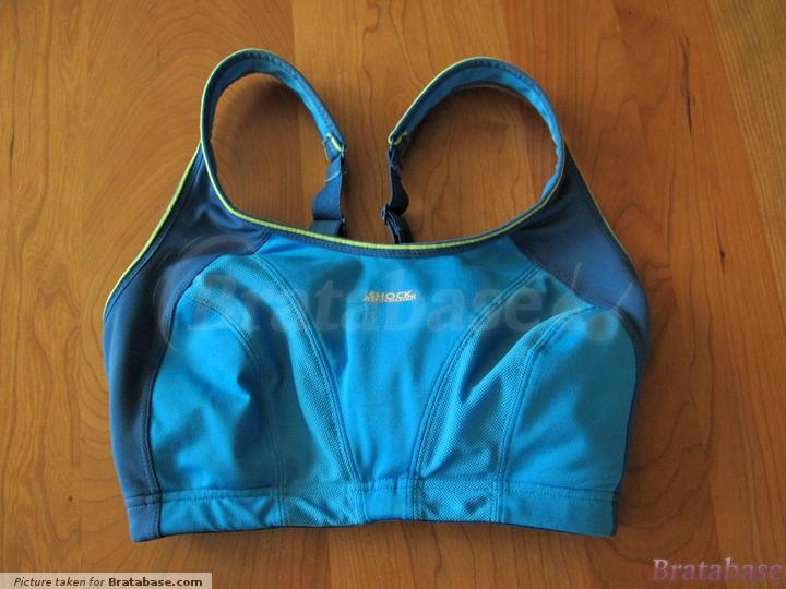 Max Bra Top 28FF in Teal   28FF - Shock Absorber » Active Multi Sports (4490)