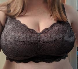 2e3172d0d461c XS - Cosabella » Never Say Never Curvy Sweetie Soft Bra (NEVER1310 ...