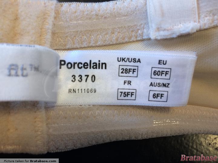| 28FF - Panache » Porcelain Moulded Strapless (3370)