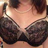 Retro Chic Underwire Bra (851186)