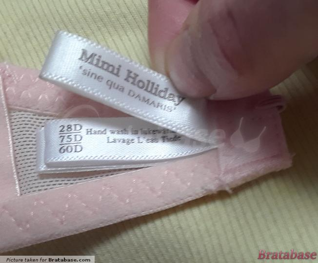 | 28D - Mimi Holliday » Macaroon Fully Padded Super Plunge (SS201