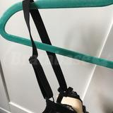Fully adjustable straps
