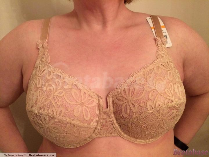 | 36DD - Wacoal » All Dressed Up Underwire Bra (851166)