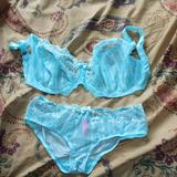Bra and knickers