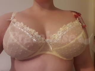 34GG - Curvy Kate » Princess Plunge Bra (CK6011) Wearing bra - Front shot
