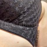 Bra is being pulled too tight and wrinkling