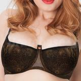 32HH - Scantilly » Ignite Half Cup Bra (ST2701)