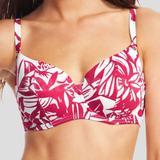Tobago Underwired Padded Sweetheart Bikini Top (117500)