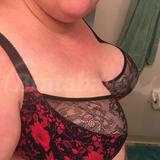 Matching my lipstick to my bra