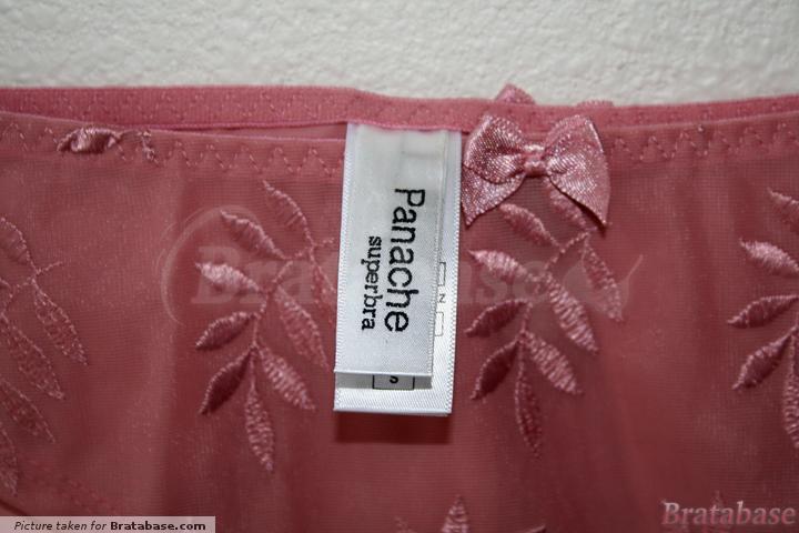 Panty Label | 30GG - Panache » Tango Ii Plunge (3256)
