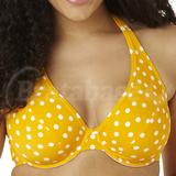 Betty Halterneck Bikini Top (0034)