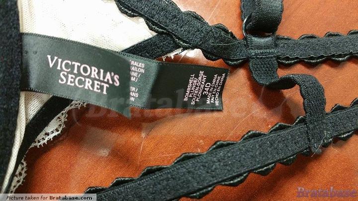 | 34D - Victoria's Secret » Bombshell Add-2-cups Bra (292-153)