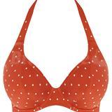 34G - Freya Swim » Jewel Cove Banded Halter Bikini Top (AS7232)