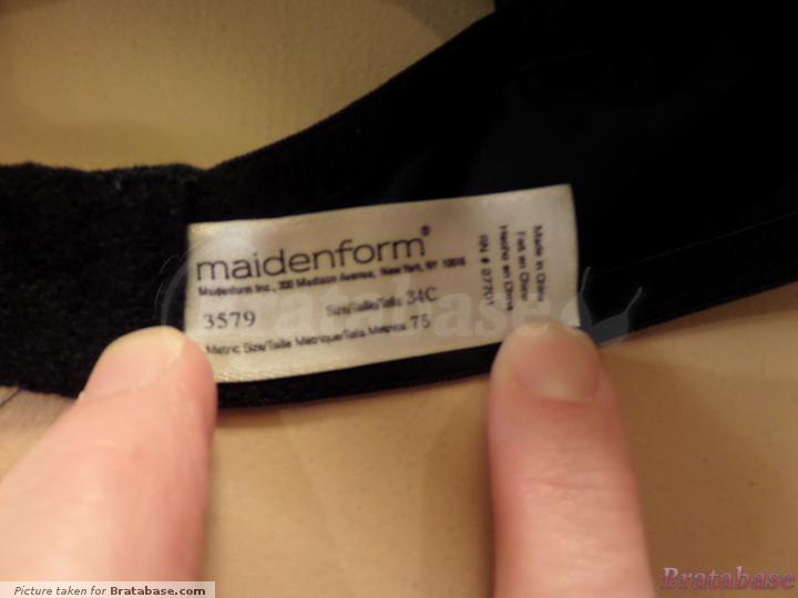 | 34C - Maidenform » Tshirt Bra (27701)