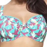 34F - Curvy Kate » Birds Of Paradise Non Padded Bikini (CS1401)