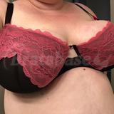 40J - Curvy Kate » In Love With Lace Plunge Bra (CK4101)
