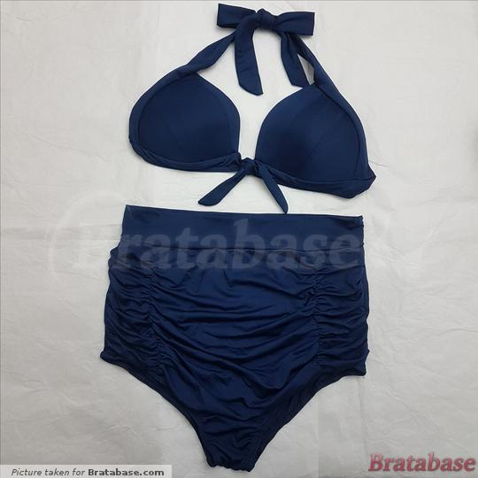 S brief | S - Unknown Brand » Unknown Halter Bikini