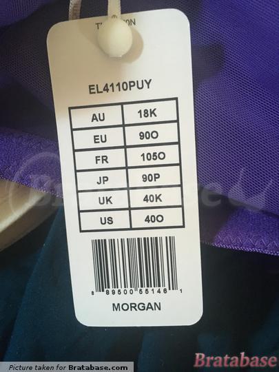 | 40K - Elomi » Morgan Banded Bra (4110)